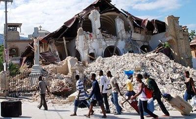 Σεισμός στην Αϊτή 2010